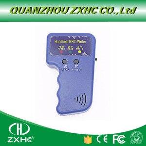 Image 2 - Copieur RFID à main 125KHz EM4100, lecteur de programmateur intelligent, id125 KHz, en céramique noire