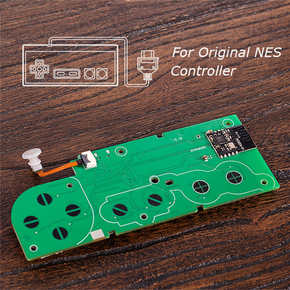 8BitDo Mod Kit for NS Original NES Controller DIY Sega NES Controller to Bluetooth Gamepad usb