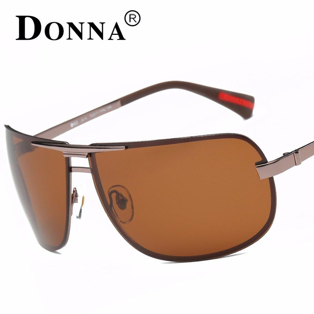 a4305952c368 Donna Sunglasses Men Goggles Luxury Brand Design Sports Driving Sun Glasses  For Male Outdoor Aviator Hot Oculos De Sol Ray D60-in Sunglasses from Men s  ...