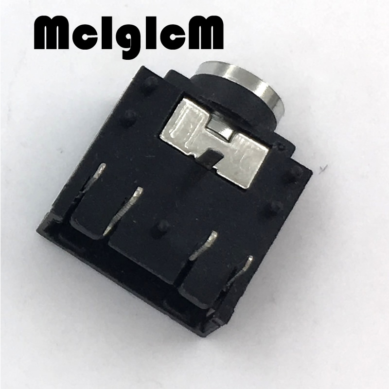 Promotion H032 14 Free shipping 20pcs 3F07 two channel 3 5 audio jack headphone jack 5