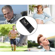 Metal Bluetooth MP4 1.8 Inch Screen Play 50 hours  FM Radio E-book 8GB