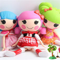 1pc/set 10.5 Inch Lalaloopsy dolls Toy for Children Girls Gifts Brinquedos Classic ABS 3 Colors For Options Pink 27cm