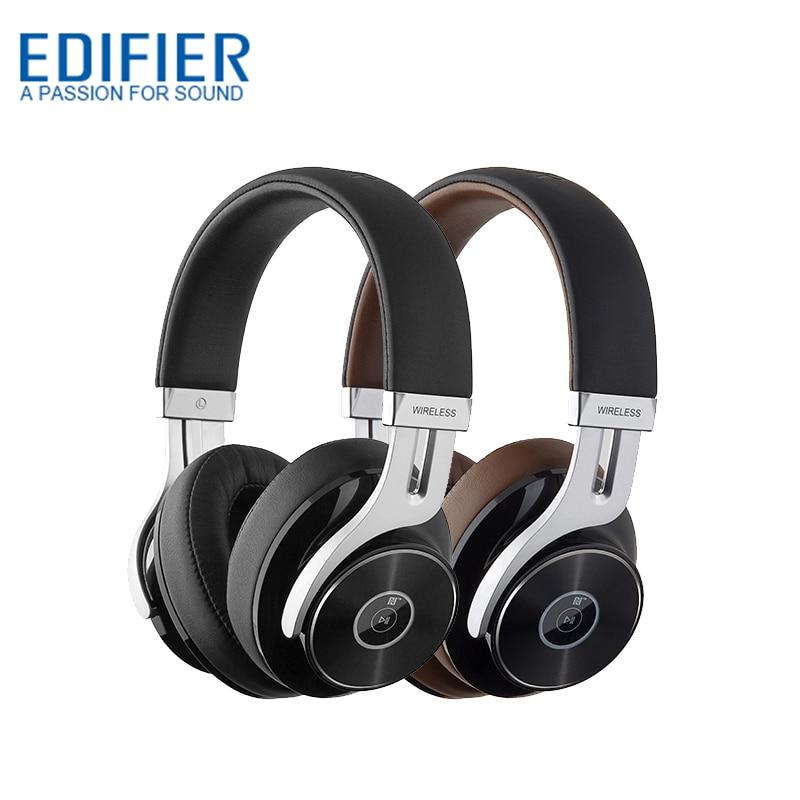 EDIFIER W855BT Bluetooth Headphones High Performance HIFI Headphone Deep Bass Wireless Headset Gaming Headset Supports NFC