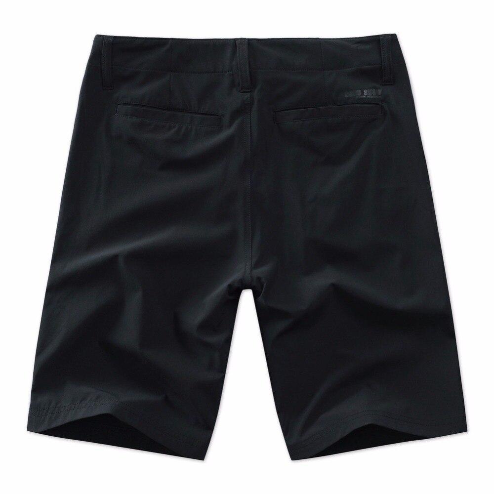 Gsou verão 2018 shorts da praia dos