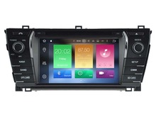 Octa(8)-Core Android 6.0 CAR DVD player FOR TOYOTA COROLLA 2014 car audio gps stereo head unit Multimedia navigation