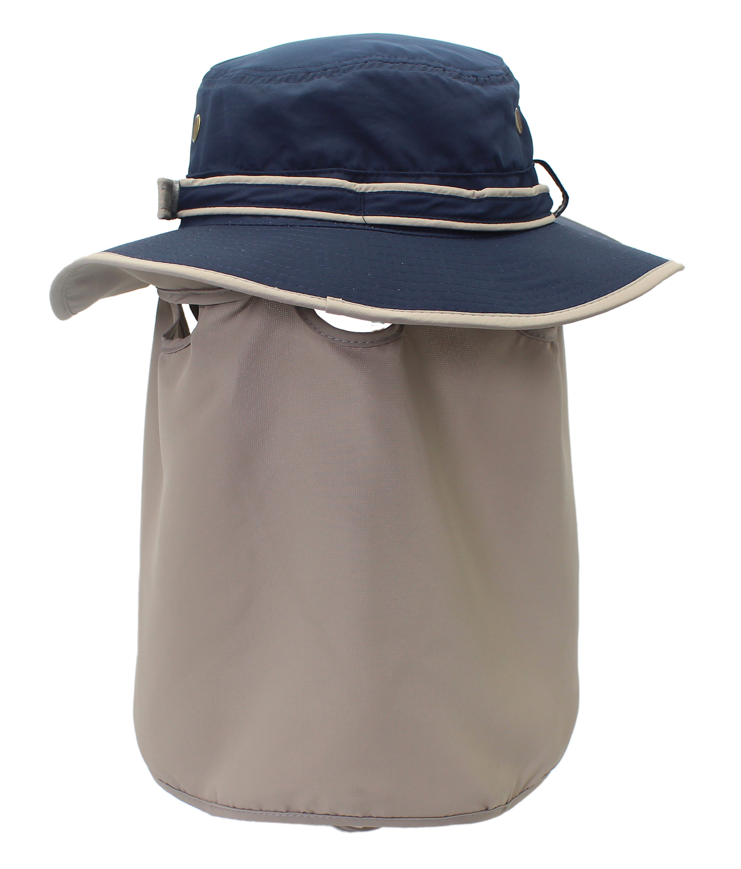 Connectyle Men 39 s Women Summer Quick Drying Wide Brim UV Protection Outdoor Sun Hat with Flap Neck Cover Fishing Cap in Men 39 s Sun Hats from Apparel Accessories