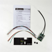 FrSky D4R II 4 Channel 2 Way Telemetry Receiver For RC Plane