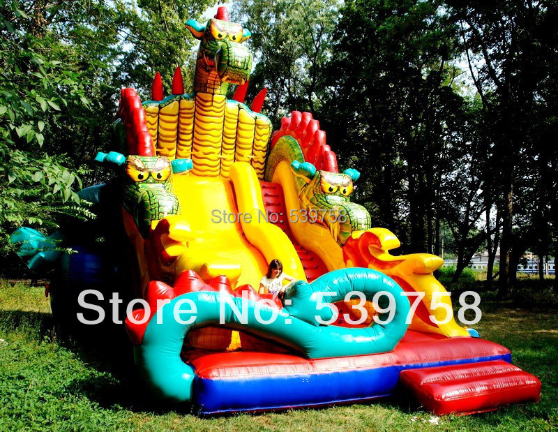 The latest inflatable slides, inflatable castles, Inflatable Bouncer, YLY-066 china guangzhou manufacturers selling inflatable slides inflatable castles cob 213