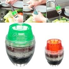 Бытовой кухонный кран с активированным углем, очиститель воды, фильтр для очистки воды, система удаления отложения ржавчины, фильтрация