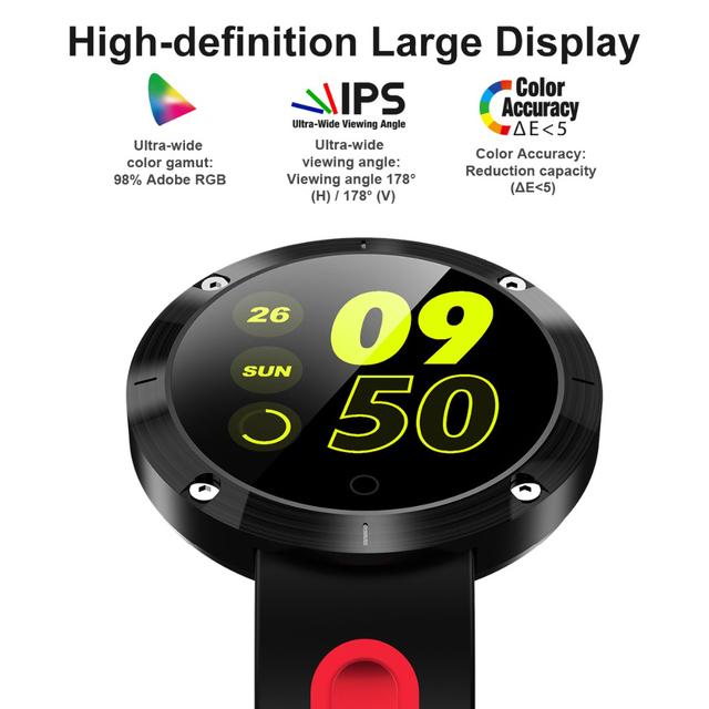 Smart Watch DM58 Plus IP68 Waterproof Heart Rate Monitor Blood Pressure Smartwatch Swimming Men Women Sport Fitness Watch DM58S