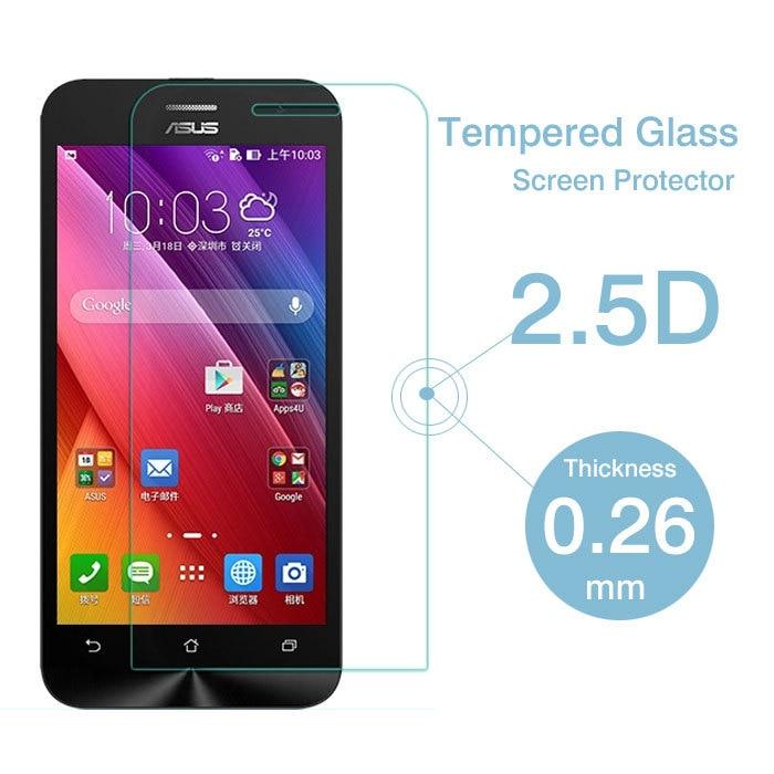 ShuiCaoRen – protecteur d'écran 9H, Film en verre trempé de haute qualité, antidéflagrant, pour Asus Zenfone 2 ZE500CL 5 pouces