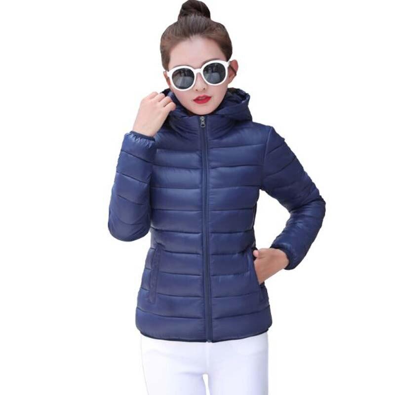 Winter Fur Duck Down Coat Hooded Jacket Women Slim Long Parka Outwear 103001