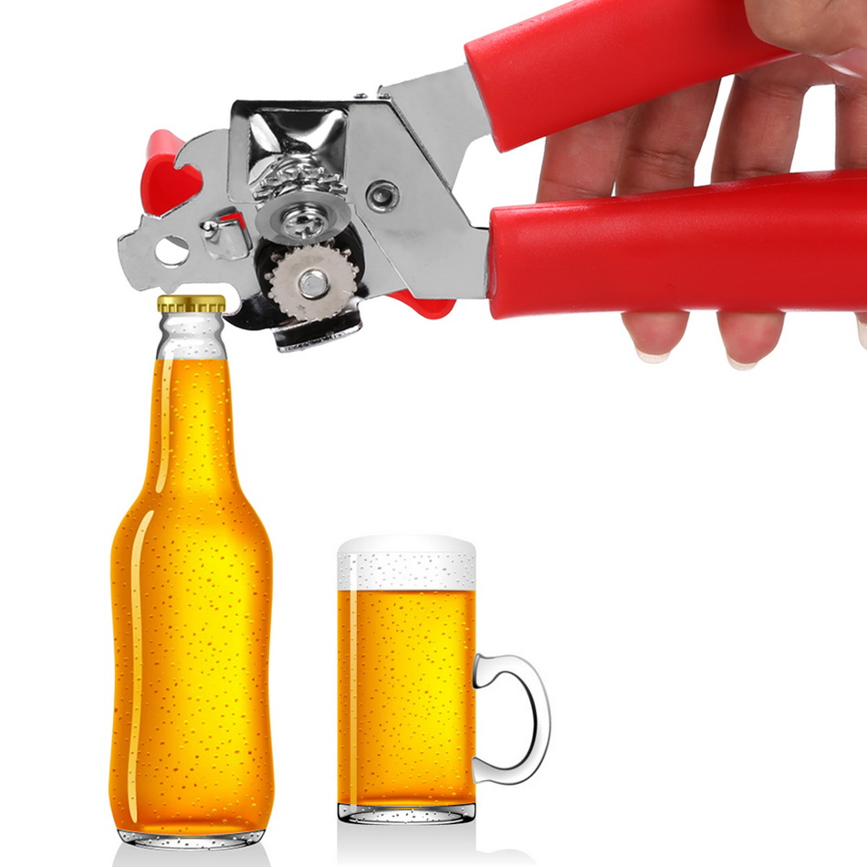 Homdox Portable Bottle Opener Beer Bottle Can Opener Kitchen Tool Free Shipping