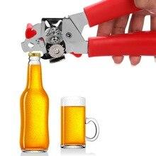 Homdox Tragbare Flaschenöffner Bierflasche Dosenöffner Küche Werkzeug-freies Verschiffen