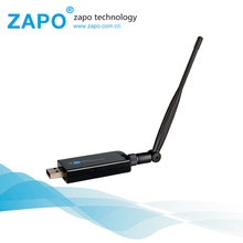 ZAPO Brand 600Mbps Bluetooth 4.0 usb WiFi Wireless Network Card 802.11 ac/b/g/n LAN Adapter With rotatable Antenna long distance