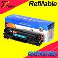 CE285A Für HP285A Nachfüllbare Toner Patrone Kompatibel Für HP LaserJet P1100/P1102/P1102W/M1132/M1210/ m1212nf/M1214nfh