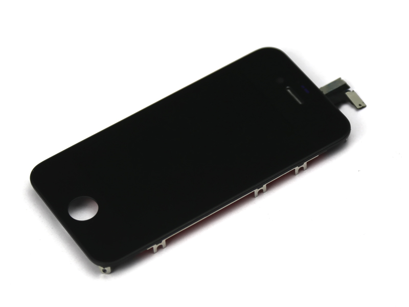 Best quality 10pcs display For iPhone 4S LCD Display with Touch Screen digitizer lens replacement DHL