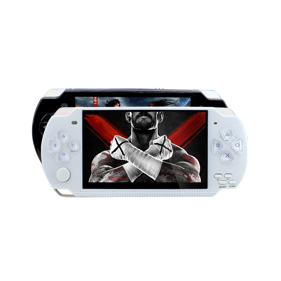 Video Game Console 8 GB Handheld Game Players 4.3 Inch Portable Game Console Support Camera Video E-book NES Games TF Card MP3 new 7900gs pcie game console video game card warranty 1 year