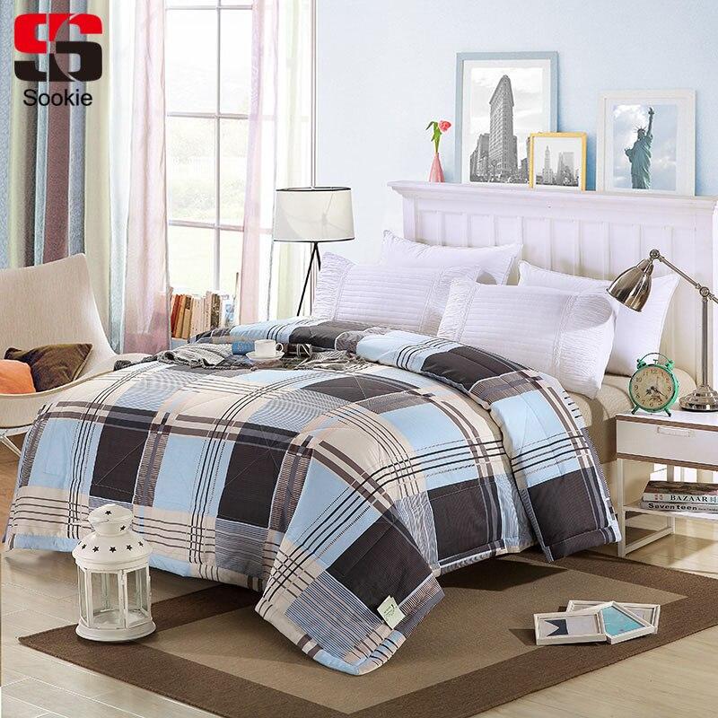 Sookie Summer Thin Comforter Duvet Quilt 100 Cotton