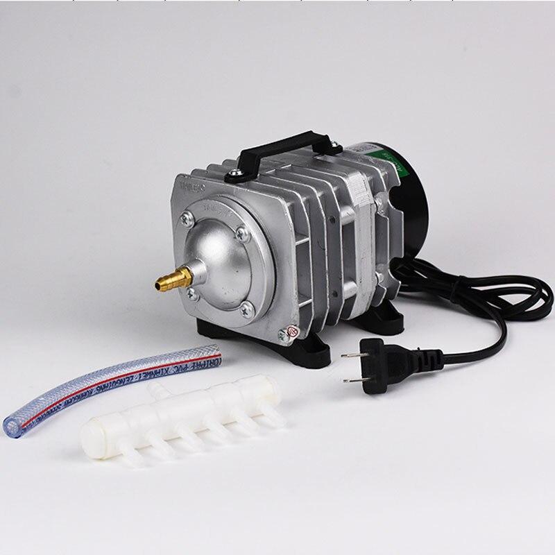 220 V Air pompe à oxygène Aquarium électromagnétique compresseur d'air oxygène réservoir de poisson pompe à Air Hailea ACO 308 30 W