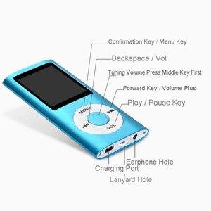 Image 3 - Seenda MP4 音楽プレーヤー 1.8 インチlcdスクリーンサポートマイクロsd tfハイファイビデオラジオ音楽フィルムデジタルカスタムビデオプレーヤーのe マネーブッカーポータブルMP4 プレーヤー