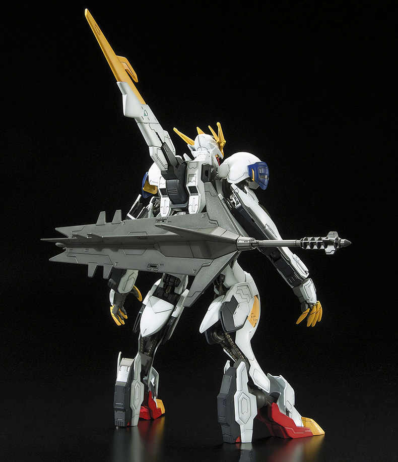 1/100 barbatos Gundam ברזל בדם יתומים ASW-G-08 דגם התאסף רובוט ילדים צעצועי אנימה פעולה איור Gunpla juguetes ban'dai