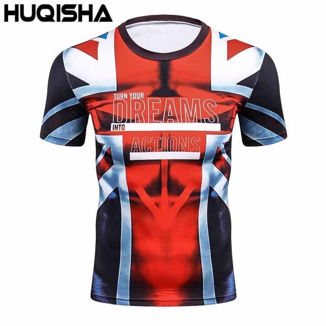 f0c2872683 Robin 3D Impresso T camisas Dos Homens Camisa De Compressão 2017 Novo  Batman Cosplay Manga Curta