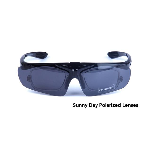 23eaa7a8e78d1 Polarized Daytime Lens   Night Vision Lens Goggles