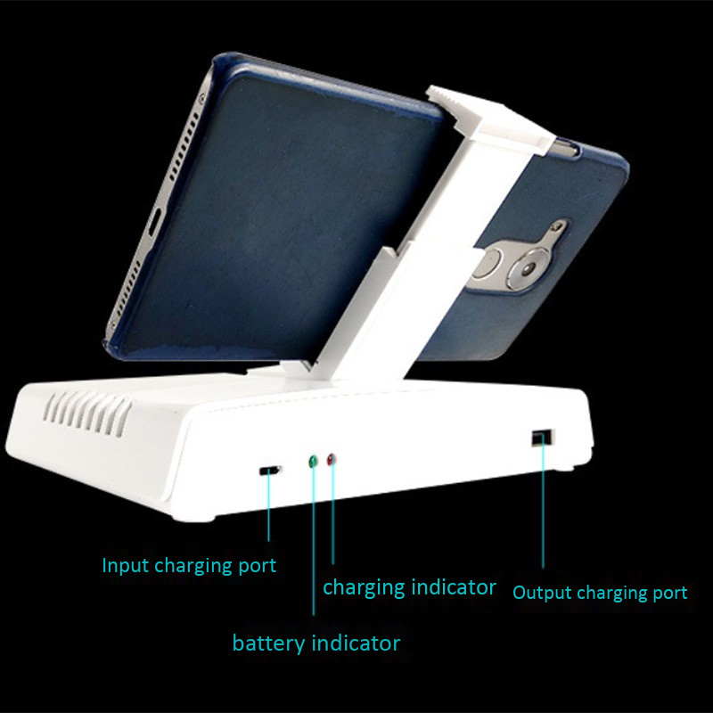 Image 2 - Powkiddy Bluetooth Battledock Converter Stand Charging Docking For FPS Games, Using With Keyboard And Mouse, Game Controller-in Gamepads from Consumer Electronics