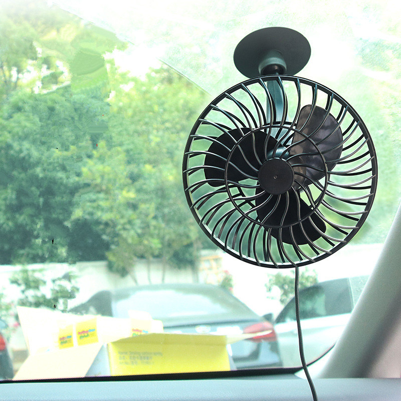 Car Fan Cooling-Fan Refrigeration Charging Portable Powerful Mini For Large Truck Sucker-Type
