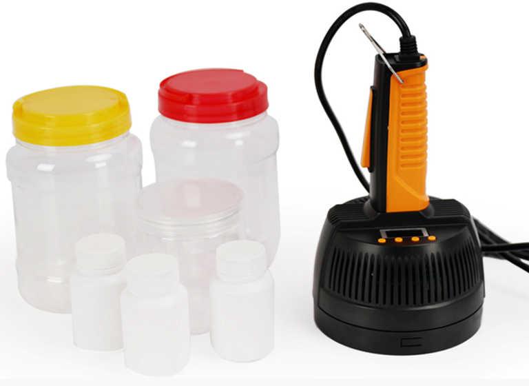 Electromagnetic Induction Bottle Sealing Machine Aluminum Foil Capper Medical Plastic Bottle Cap Sealer Sealing Machine 20 100mm Vacuum Food Sealers Aliexpress
