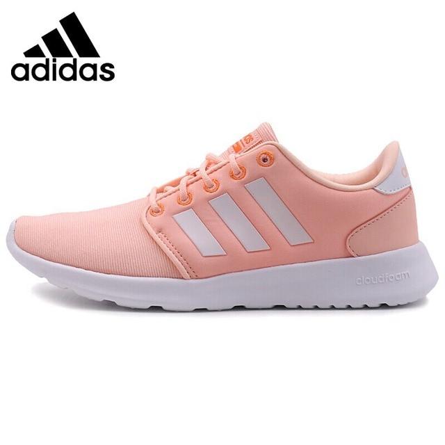 wholesale dealer fe38c fc39a Nueva llegada Original 2018 Adidas NEO etiqueta QT RACER W zapatos  corrientes de las mujeres zapatillas
