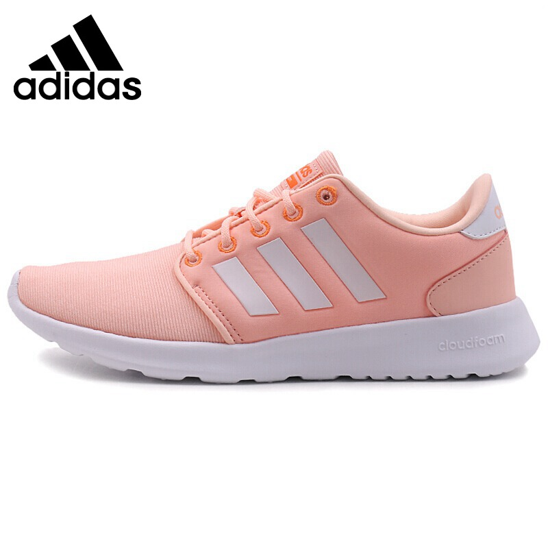 Original New Arrival 2018 Adidas NEO Label QT RACER W Women's Running Shoes Sneakers original new arrival 2018 adidas neo label qt racer women s skateboarding shoes sneakers