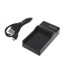 OOTDTY Batterie Ladegerät Für Canon LP E8 EOS 550D 600D 700D Kuss X6i X7i Rebel T3i T4i Drop Verschiffen