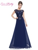 Navy Blue Mother Of The Bride Dresses Ever Pretty HE08818 Wedding Dress For Mother Of The