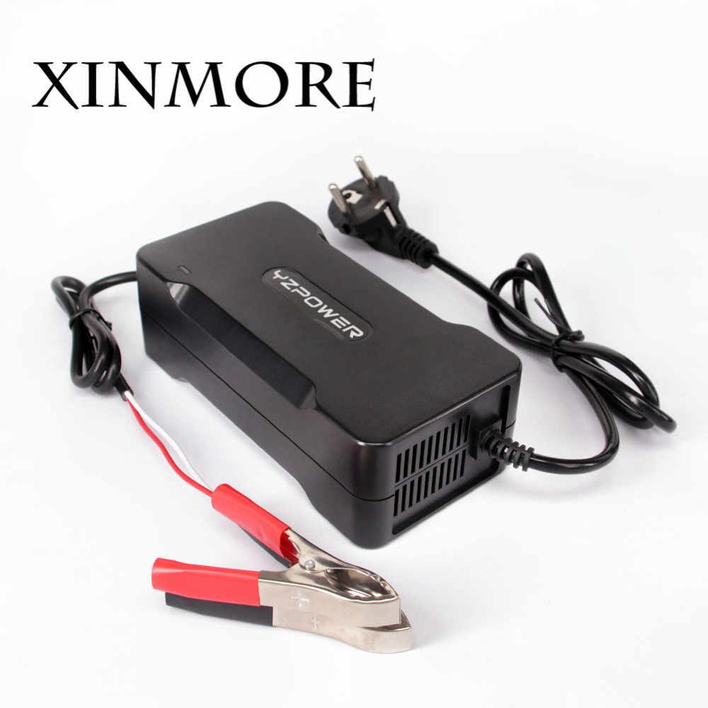 2.5a xinmore 84 فولت بطارية ليثيوم شاحن 20 سلسلة ل 72 فولت 2.5a بطارية دراجة كهربائية أداة الطاقة الكهربائية