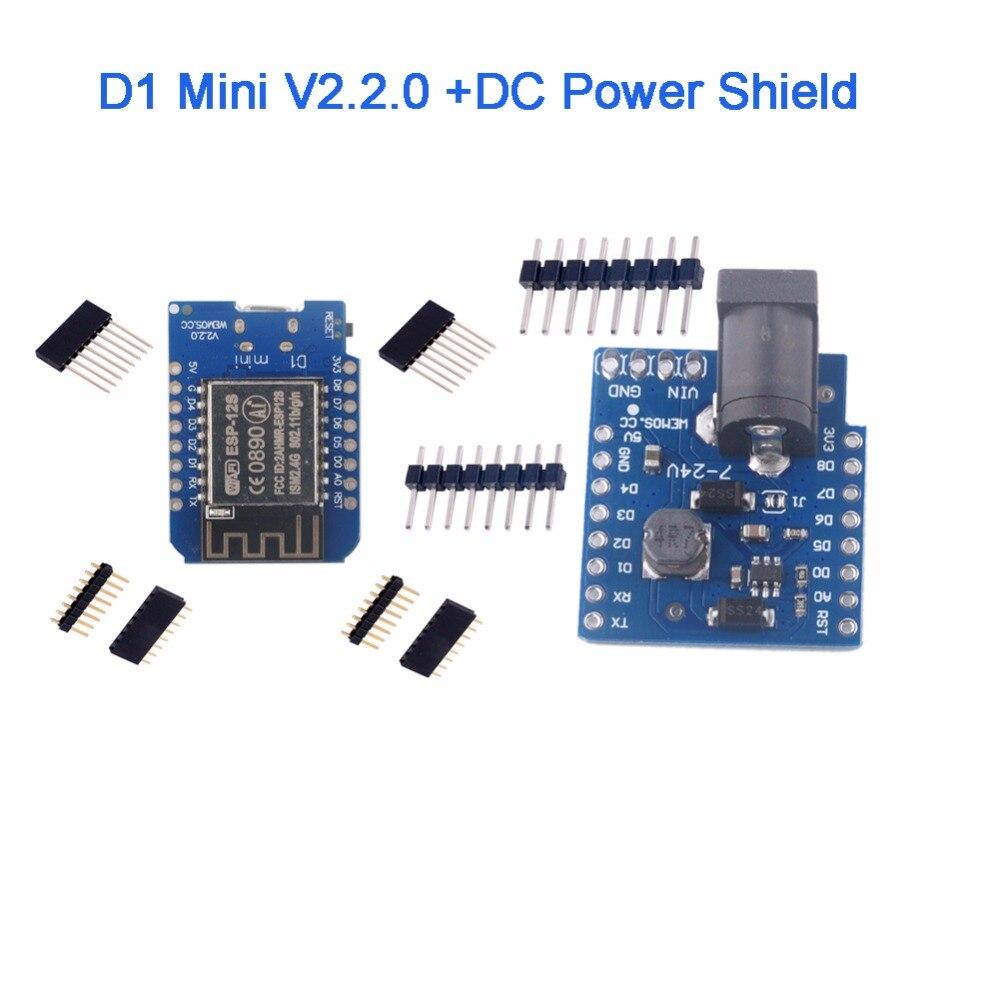 ESP8266 BMP280 HDC1080 BH1750FVI ESP12 ESP12F датчик температуры и