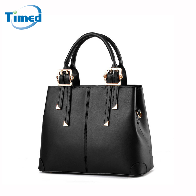 Candy Color Sweet Lady Handbags 2018 New Women Leather Bag Europe Style Elegant Fashion Shoulder Messenger Bags For Female