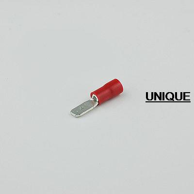 1000Pcs Red 2.8mm Female Spade Quick Disconnect 22-16 AWG Crimp Terminals