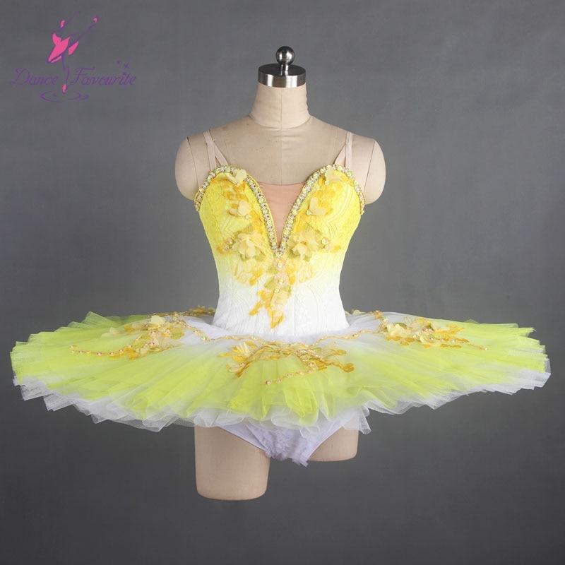 Hot selling professional dance costume ballet tutu ballerina classical pancake tutu girl & women customer size ballet tutu