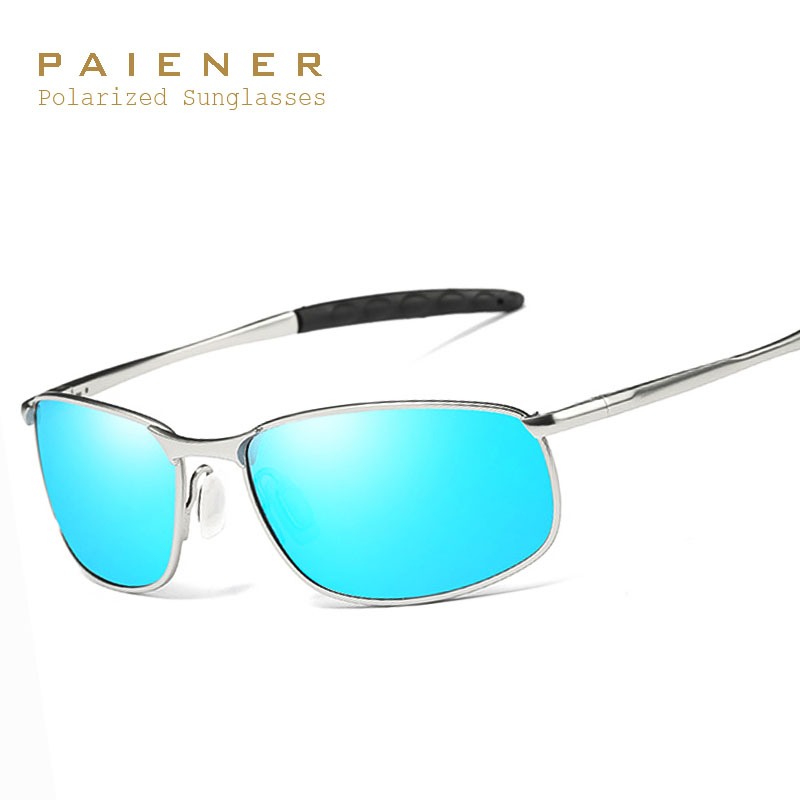 2017 NEW Polarized Sunglasses with Accessories Women Men Glasses Sports Goggles Metal frame Designer Eyewear Retro Gafas De Sol