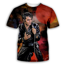 PLstar Cosmos Elvis Presley 3D Print Hoodie/Sweatshirt/Jacket/shirts Men Women Tees hip hop apparel TX066