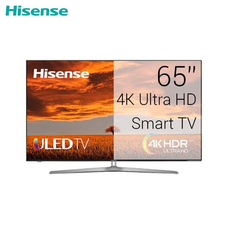 TV Hisense 65 H65U7A 4k SmartTV ULED vorke z3 4k kodi tv box