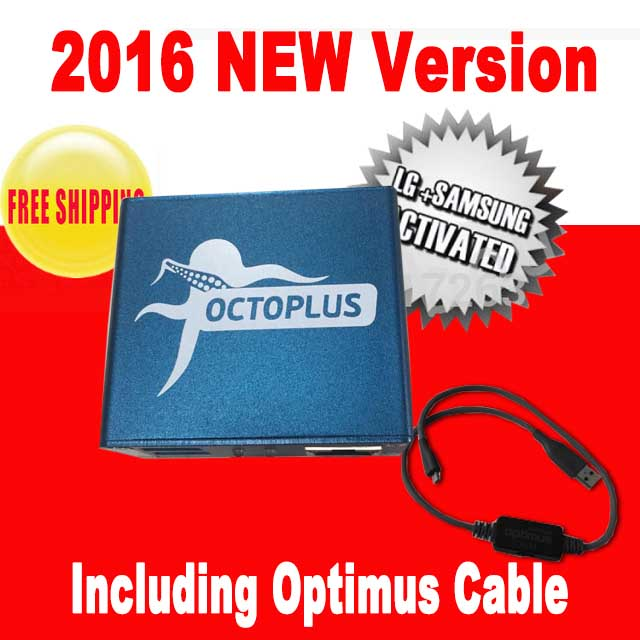US $192 0 |Original Octopus box Full activated for LG and for Samsung  5cables including optimus Cable Set Unlock Flash & Repair Tool-in Phone