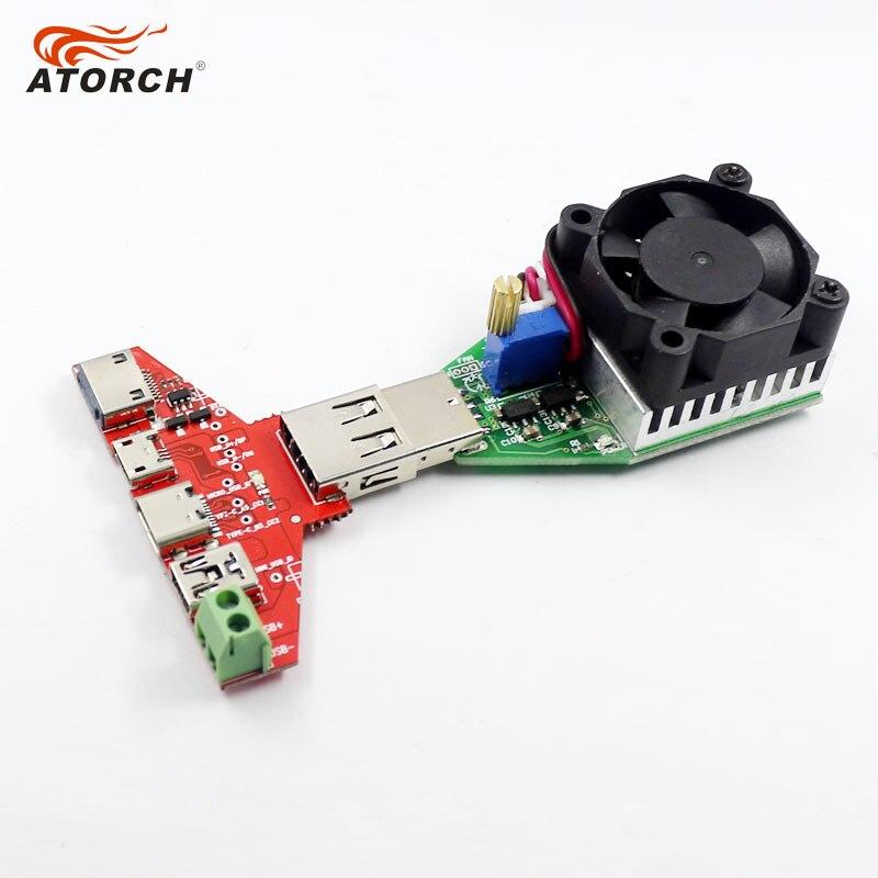 """ATORCH USB testeris DC skaitmeninis voltmetras + """"iphone micro - Matavimo prietaisai - Nuotrauka 4"""