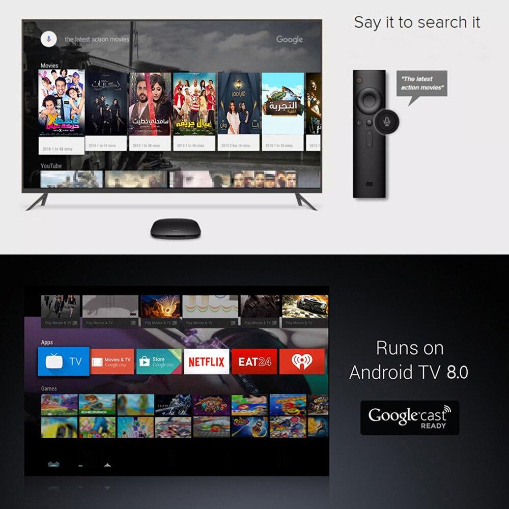Image 3 - Italy IPTV Subscription Xiaomi Mi Box 3 Android Tv 8.0 Smart 4K HDR Mi TV Box IPTV Italia Arabic Spain Portugal Belgium IP TV-in Set-top Boxes from Consumer Electronics