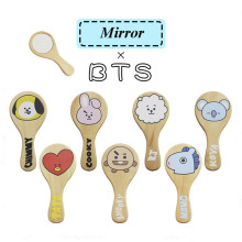 BTS BT21 Small Makeup Mirror (7 Models)
