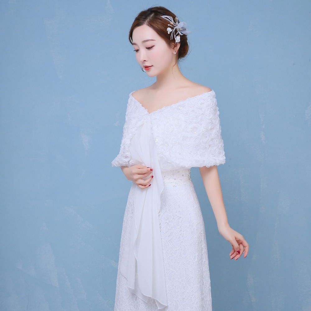 Beautiful Bolero Jacket For Wedding Dress Photo - All Wedding ...