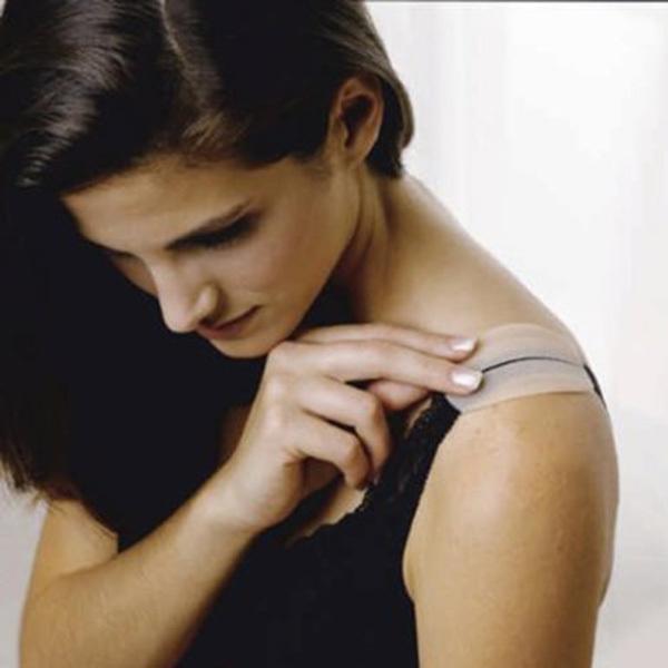 Non-Slip Silicone Shoulder Bra Strap