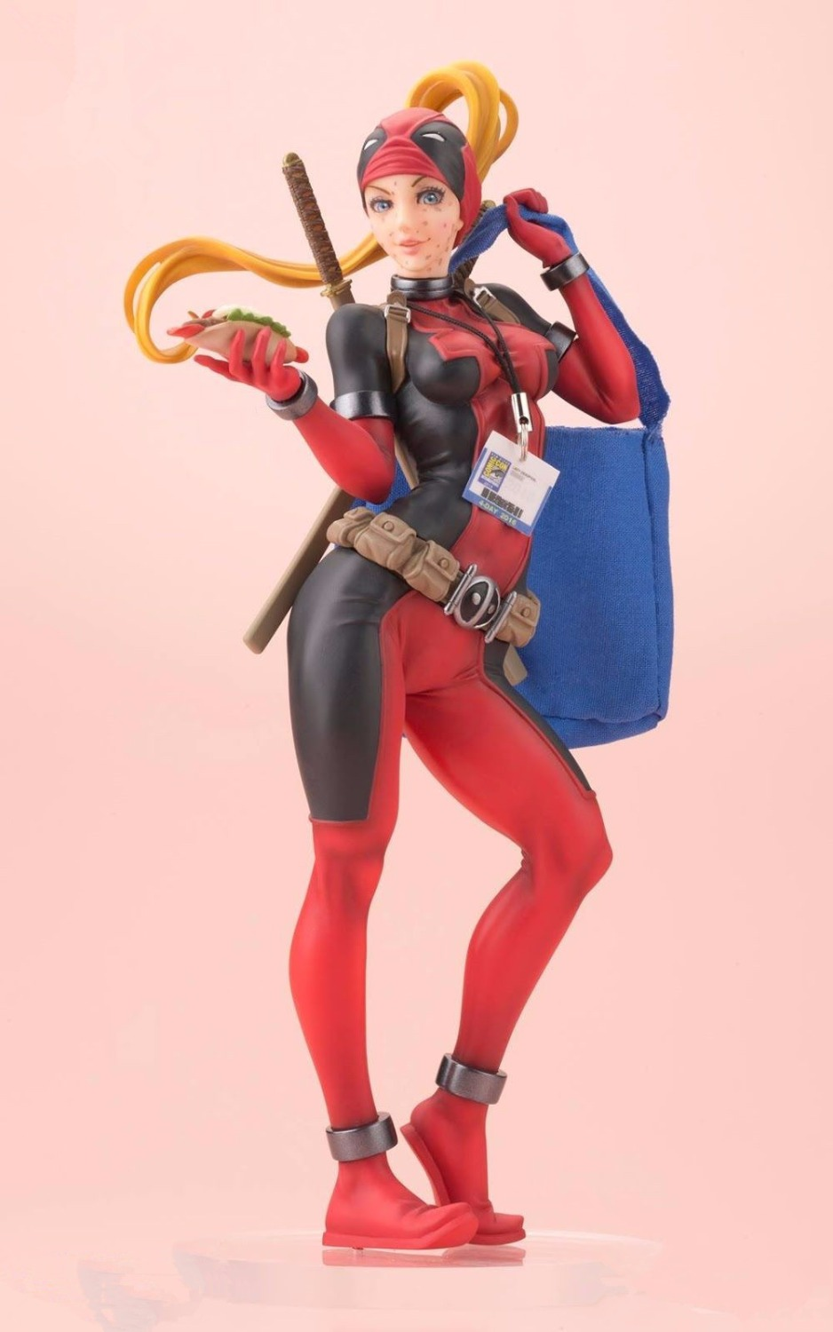 22cm deadpool girl sexy Movie Cartoon Anime Action Figure PVC toys Collection figures for friends gifts 29cm daiki sexy anime action figure pvc brinquedos collection toys for christmas gift gc0104